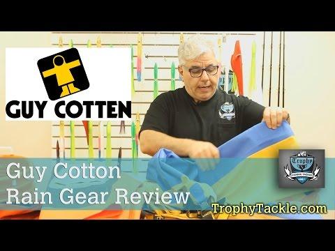 Best Rain Gear For Fishing --- Guy Cotton