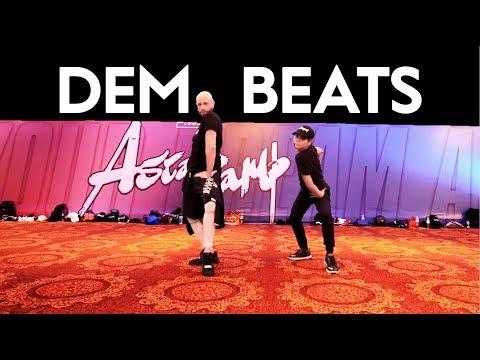 Dem Beats feat Sean Lew - Todrick feat RuPaul - Brian Friedman Choreography - Asia Camp - 동영상