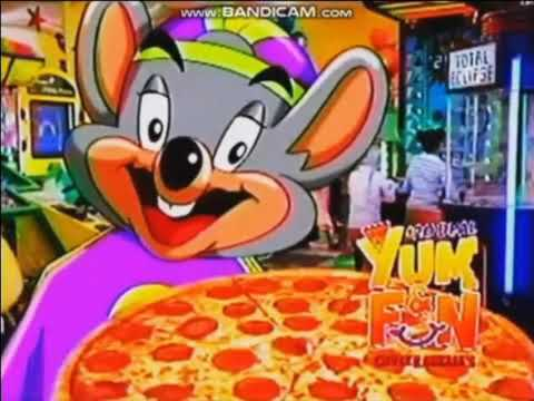 Chuck E. Cheese's Yum & Fun Deal Commercials (2010-2011)