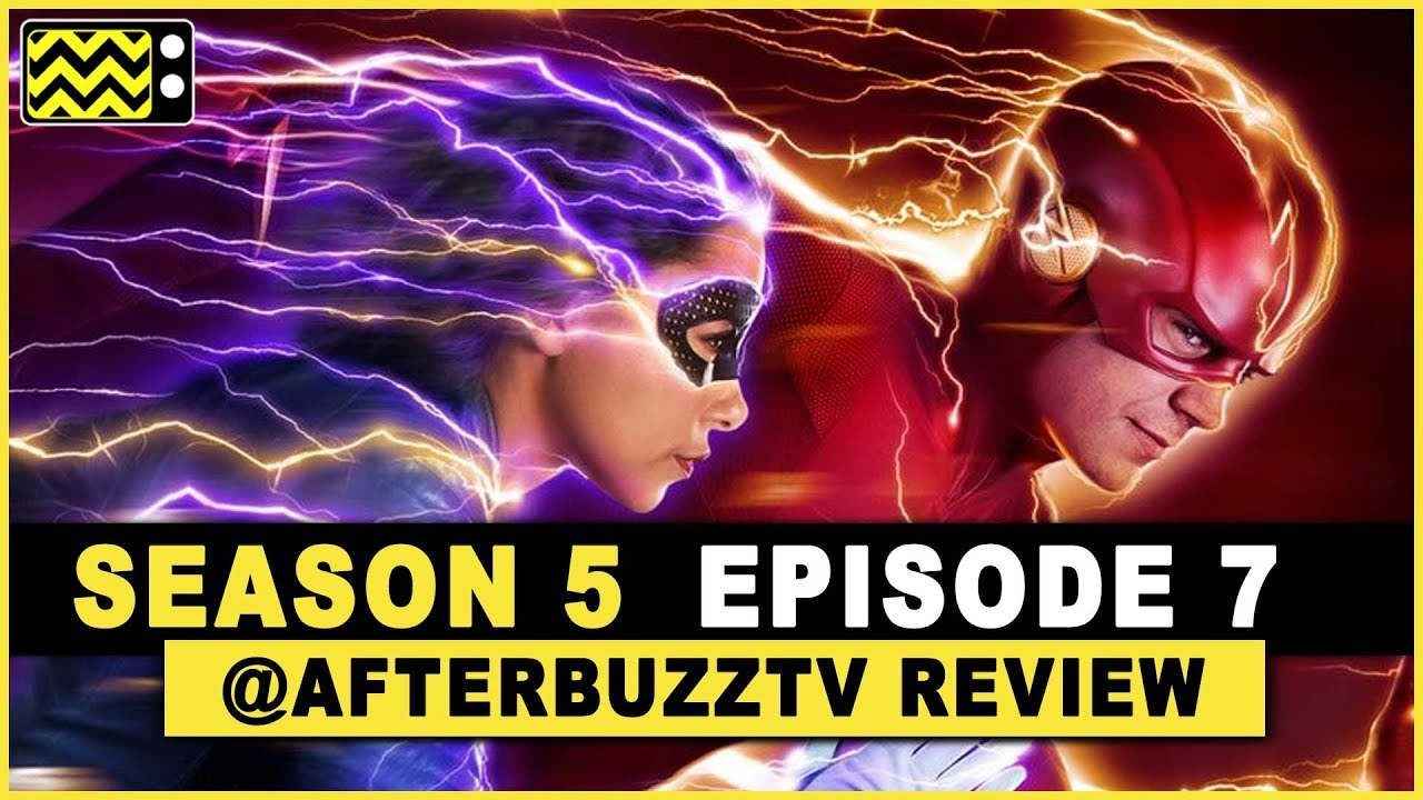 Download The Flash Season 5 Episode 7 Review & After Show