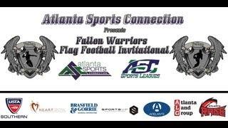 2nd Annual Fallen Warriors Complete Tournament Highlights