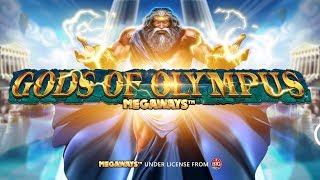 GODS OF OLYMPUS MEGAWAYS (BLUEPRINT GAMING) ONLINE SLOT