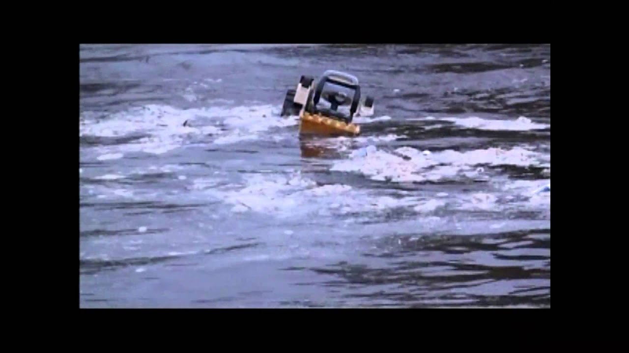 Ellenburg Flood Rescue Video  8-4-10