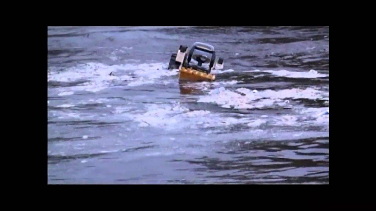 Ellenburg Flood Rescue Video  8-4-10