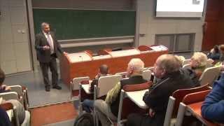 Petr Kulhánek - Sto let obecné relativity (FČ FEL ČVUT 26.2.2015)
