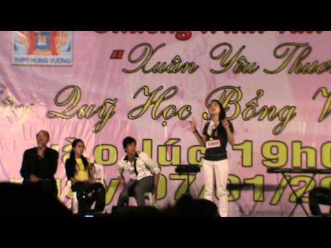 THPT Hùng Vương - Nhóm Hài Thanh Tùng - Việt Nam Idols
