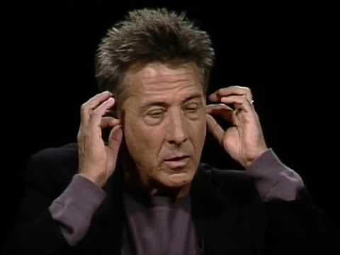 Dustin Hoffman Job İnterview On Charlie Rose 1999 & Lance Black At The 2012 HRC Nationwide