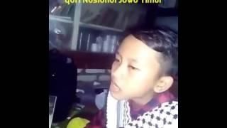 Download Kerinduan seorang anak kepada rosululloh... AHMAD ROBITH DIYAUL 'HAQ