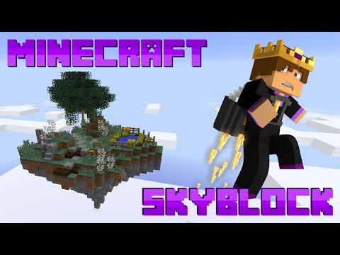 Minecraft: Skyblock Server #9 - TOP 3 ISLANDS!