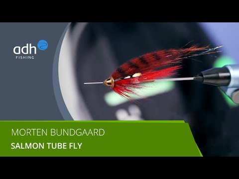 adh-fishing TV – Bindevideo Salmon Tube Fly mit Morten Bundgaard