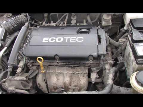 Двигатель Chevrolet для Aveo T250 2005 2011