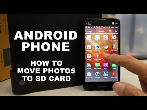 How to Move Photos and Videos to SD Card on Android Phone – Free Up Space and Increase StorageKaynak: YouTube · Süre: 1 dakika38 saniye