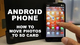How to Move Photos and Videos to SD Card on Android Phone – Free Up Space and Increase Storage