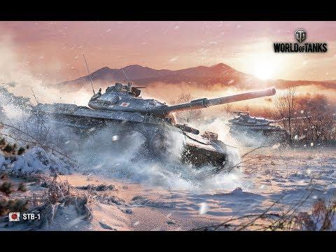 ★World of Tanks Blitz★ Немой Стрим 18+