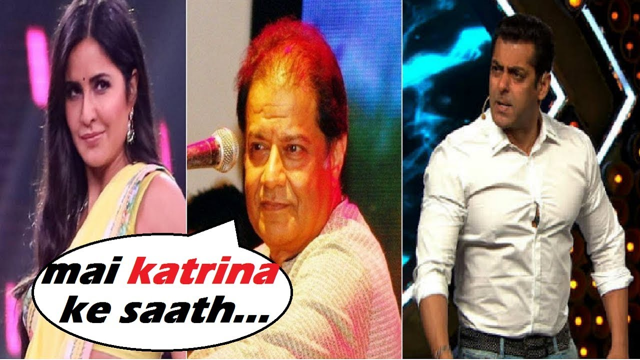 Image result for image of anup jalota and katrina