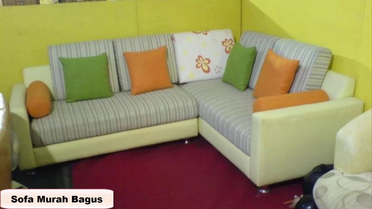 Sofa Murah Bagus Jual Sofa Murah Berkualitas Bagus YouTube