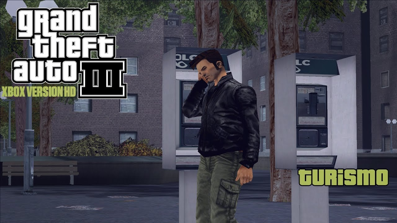 GTA III Xbox Version HD Mod Payphone Mission - Turismo ...