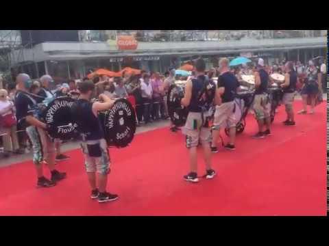Häppereschweller 2017 Tourism Festival Shanghai - Kill Bill @ Oriental Pear TV Tower