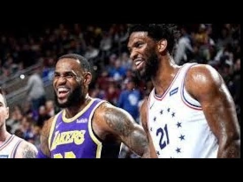 Los Angeles Lakers vs Philadelphia 76ers NBA Full Highlights (11th February 2019)
