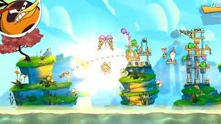 Angry Birds 2 Clan vs Clan 13.12.2019 (Clan battle) Битва Кланов