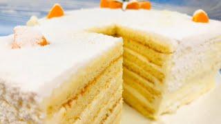 Слишком Вкусный Торт покорит Твоё сердце Торт Молочная Девочка Вкуснее Медовика и Наполеона