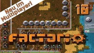 Factorio Multiplayer #10 Chaos beseitigen Der Industrie und Fabrik Simulator deutsch HD