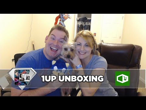 1UP Box - Unboxing - March 2017