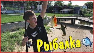 Необычный случай на рыбалке. Ты не поверишь!