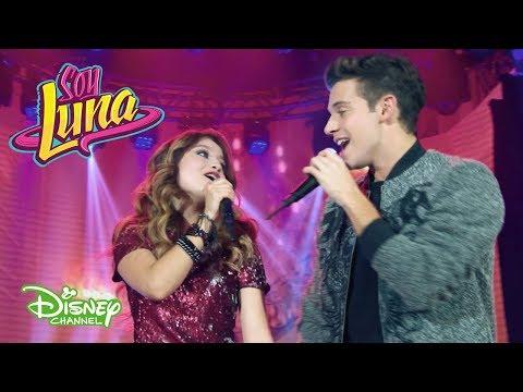 Quiero Verte Sonreír  Momento Musical  Soy Luna 3