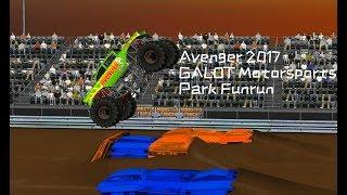 Avenger GALOT Motorsports Park 2017 Funrun