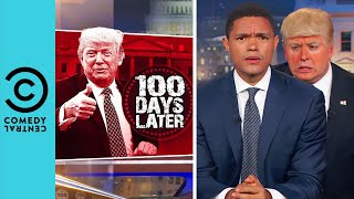 Donald Trump Explains The Mexican Border Wall | The Daily Show with Trevor Noah