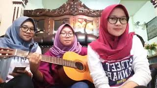 Cover lagu Count on me👌🏻with Icha and izzah❣️