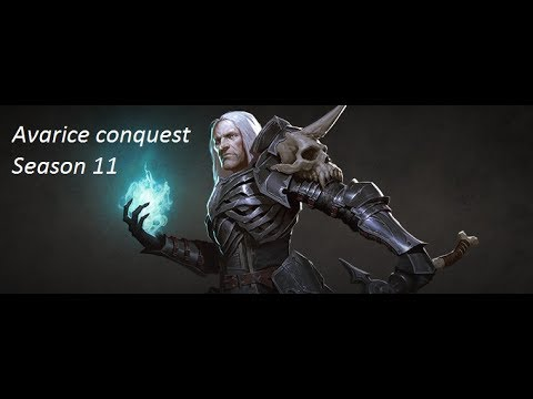 Diablo III Season 11 Necromancer Avarice easy way Torment X