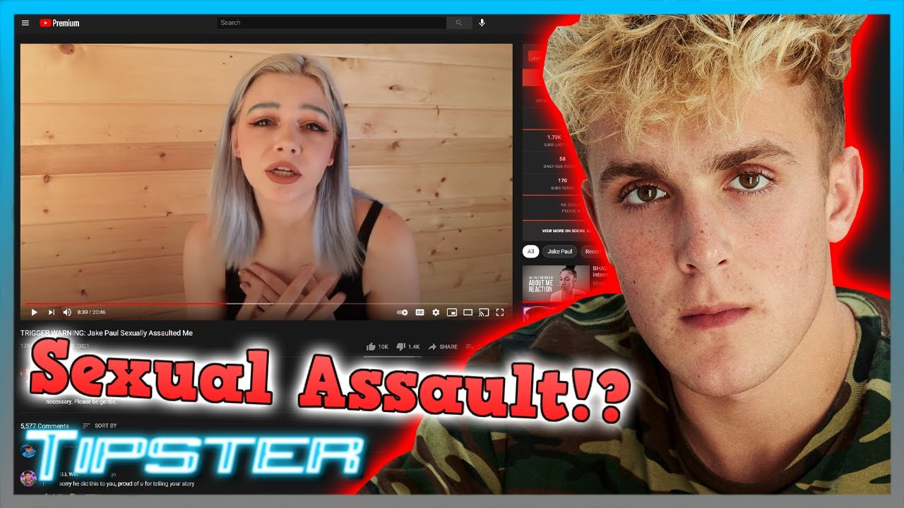 TikToker Justine Paradise makes sexual assault allegation against ...