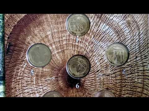 Серия монет Армении