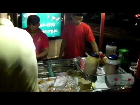 Arepa Panama fast food