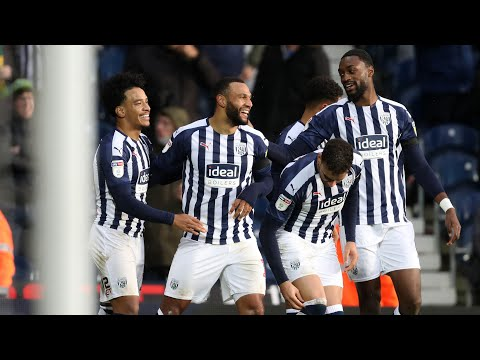 West Bromwich Albion V Swansea City Highlights