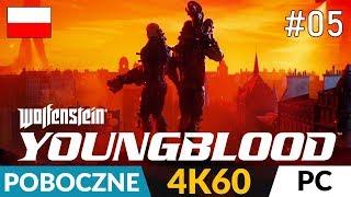 Wolfenstein Youngblood PL z Arlinką  odc.5 (#5 - poboczne)  Milcząca placówka