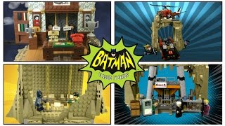Lego dc comics: batman classic tv series batcave review! from ttpm. 76052. huge 2,526-piece set fully constructed in our full video review. the buil...
