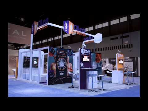 Agence Synapse - exhibition and trade show stand builder and supplier in Canada