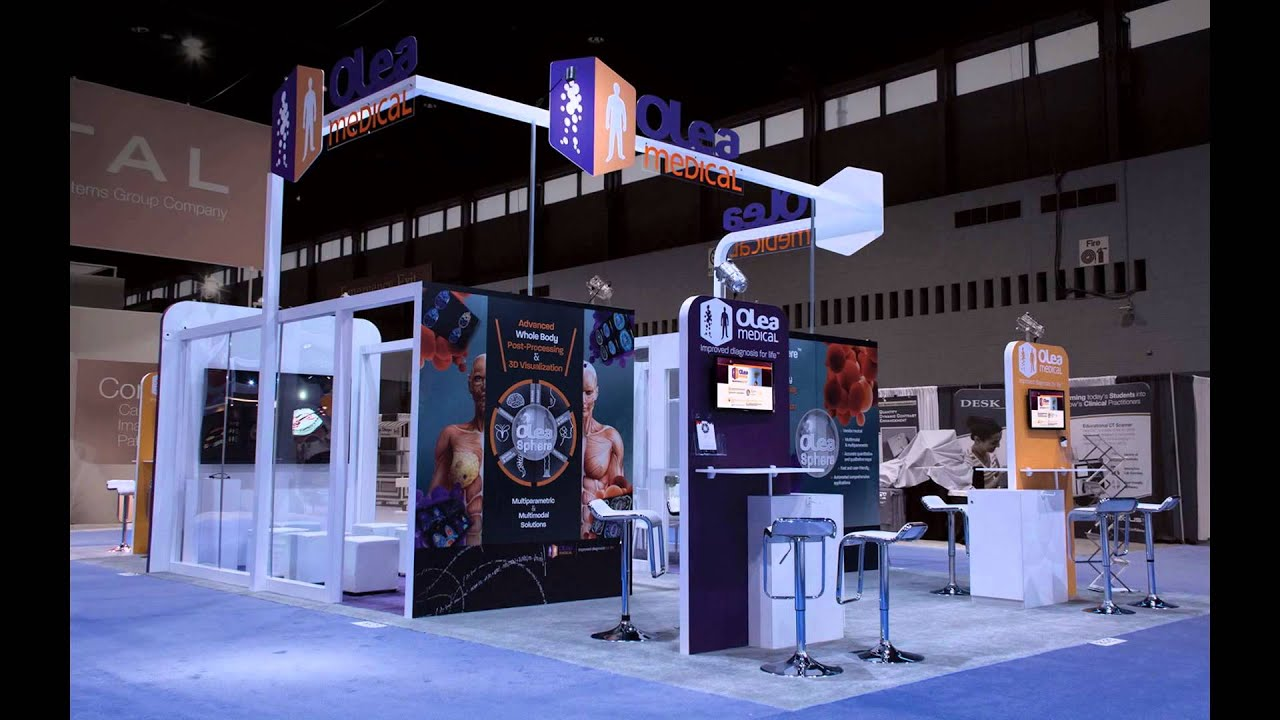 Exhibition Stand Builders Las Vegas : Agence synapse exhibition and trade show stand builder and