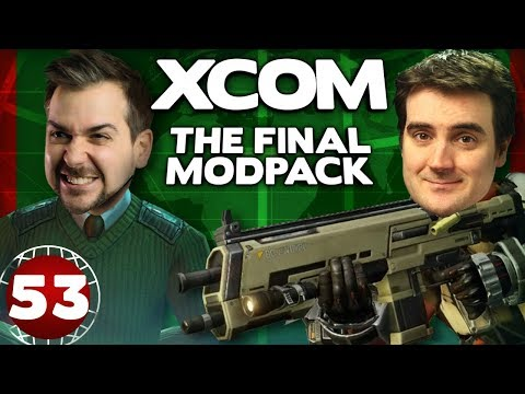 Open XCOM - Final Mod Pack #53 - Sniper Competition
