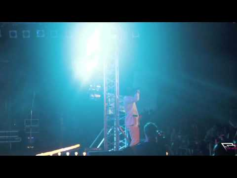D Cryme Performs Kill me Shy at the 020LIVE CONCERT