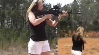 Shooting The .223 AR-15