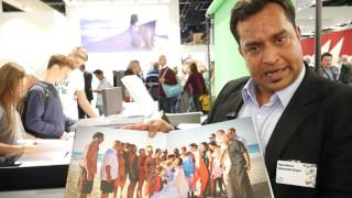 Rajan Appadurai from HP India talks about the various applications of HP Indigo Digital press.