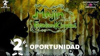 2ª oportunidad #9: Majin and the Forsaken Kingdom