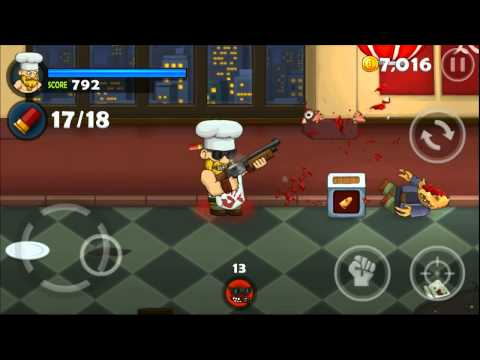 Bloody Harry arrives on Google Play