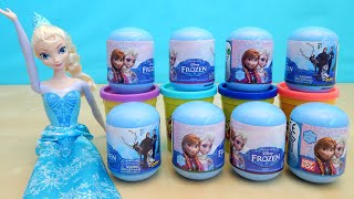 Disney Frozen Surprise Toy Eggs Elsa Huevo Sorpresa Joke of the Day