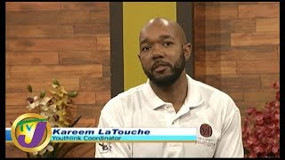 TVJ Smile Jamaica: Writing for Print Media with Kareem LaTouche - August 12 2019