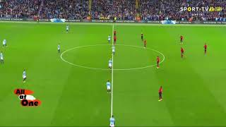 David Silva vs Manchester United - PL 2018/19 (Away) 1080 HD 11/11/2018